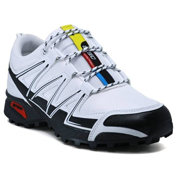 Ayakkabix Ferrani Günlük Erkek Spor Ayakkabı Beyaz