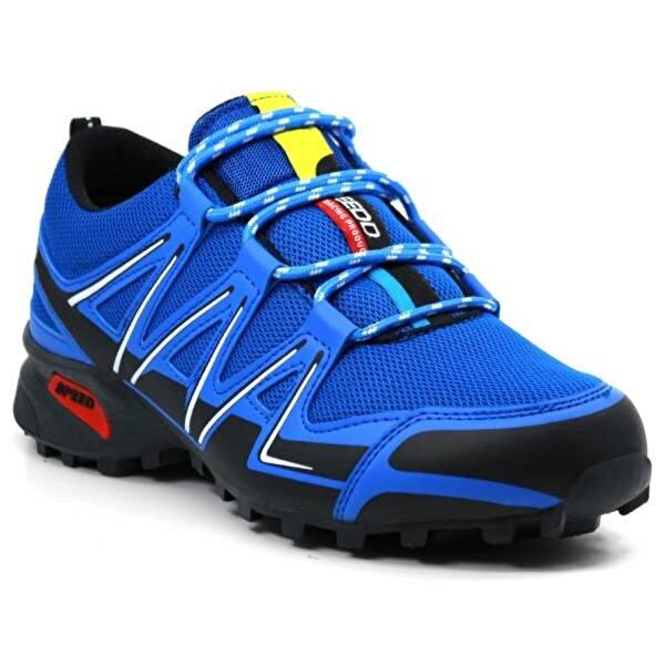 Ayakkabix Ferrani Günlük Erkek Spor Ayakkabı Mavi