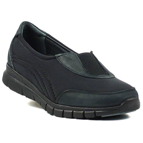 Forelli Ortopedi 29443 Kadın Topuk Dikenine Özel  Ayakkabı Siyah