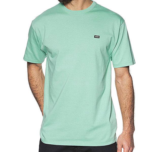 Vans OFF THE WALL CLASSIC SS Yeşil Erkek T-Shirt