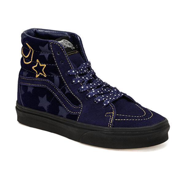 Vans UA SK8-HI Siyah Kadın Sneaker Ayakkabı