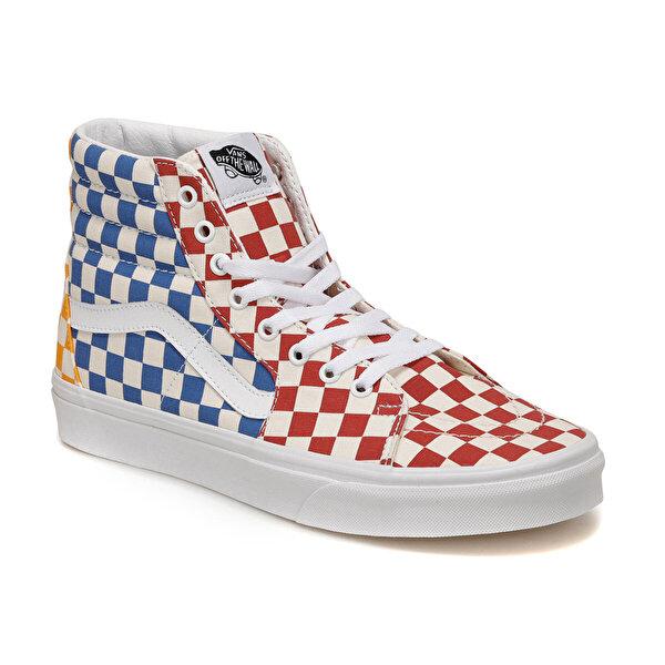 Vans UA SK8-HI Çok Renkli Erkek Sneaker Ayakkabı