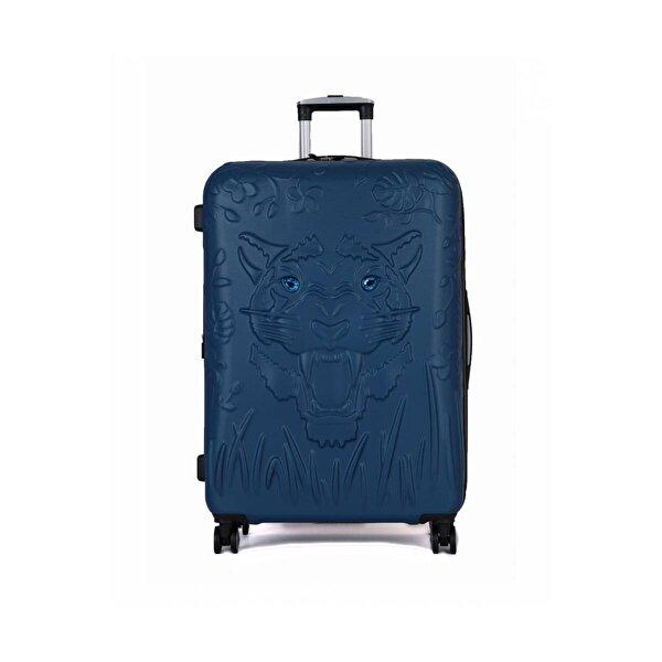 IT LUGGAGE Unisex IT Luggage Tiger Eyes Büyük Boy Valiz 16-2251-08