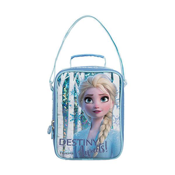 Frozen BESLENME ÇANTASI S Mavi Kız Çocuk Beslenme Çantası