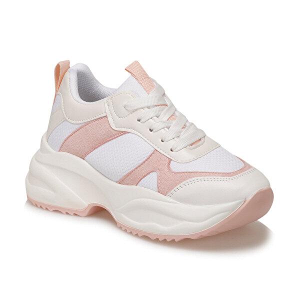 Butigo AGNESE Beyaz Kadın Fashion Sneaker