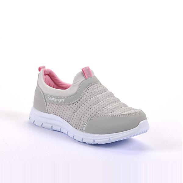 Slazenger EVA Gri Kız Çocuk Sneaker Ayakkabı