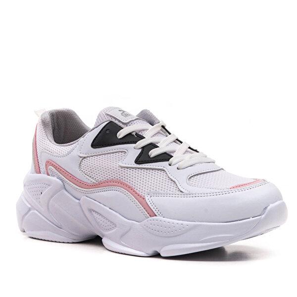 Slazenger IZZY Beyaz Kadın Sneaker Ayakkabı