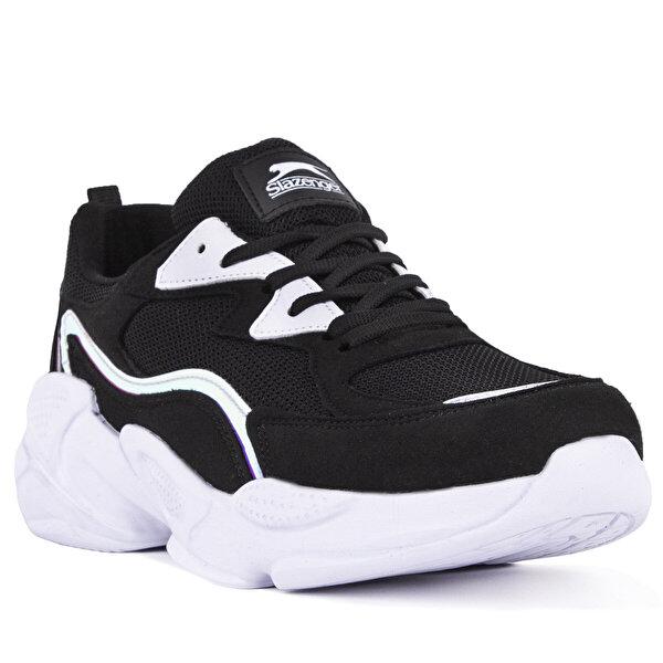 Slazenger IZZY Siyah Kadın Sneaker Ayakkabı