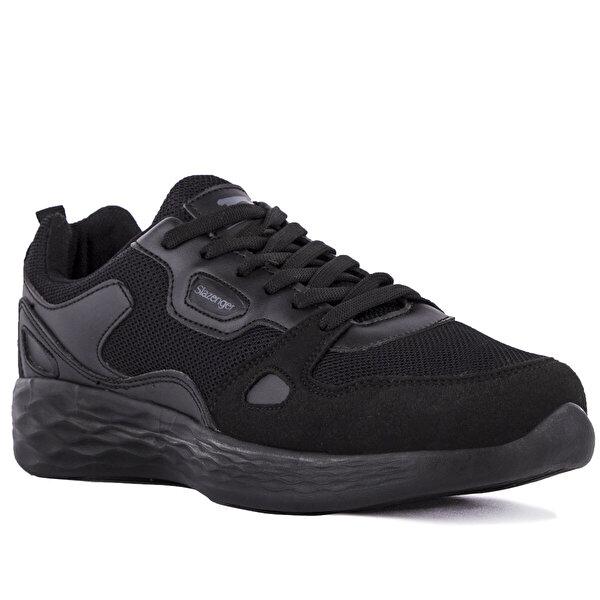 Slazenger INTREST Siyah Kadın Koşu Ayakkabısı
