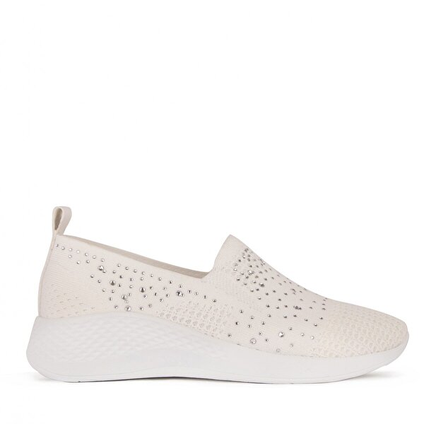 19V69 Italia 44 Günlük Giyim Kadın Ayakkabı Beyaz