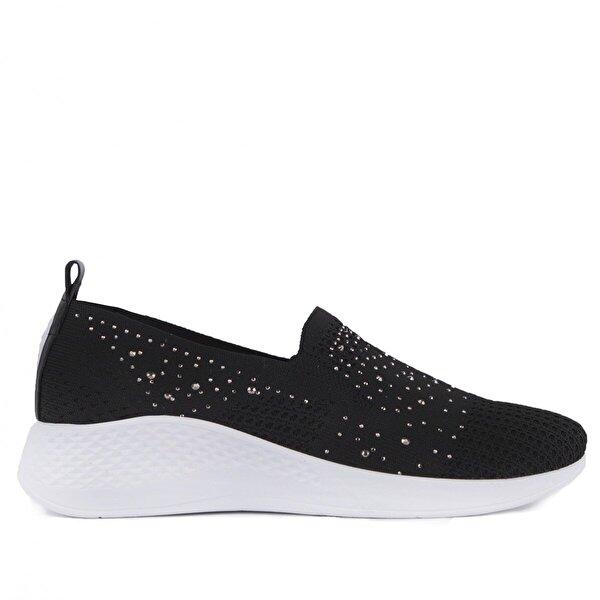 19V69 Italia 44 Günlük Giyim Kadın Ayakkabı Siyah
