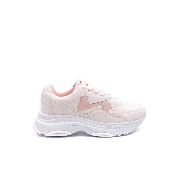 Mille MONA Günlük Giyim Kadın Ayakkabı Beyaz
