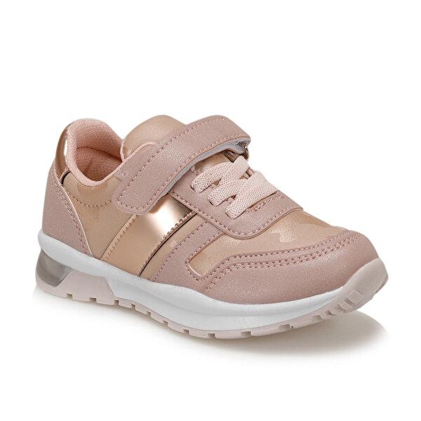 Seventeen BONİE Pudra Kız Çocuk Spor Ayakkabı