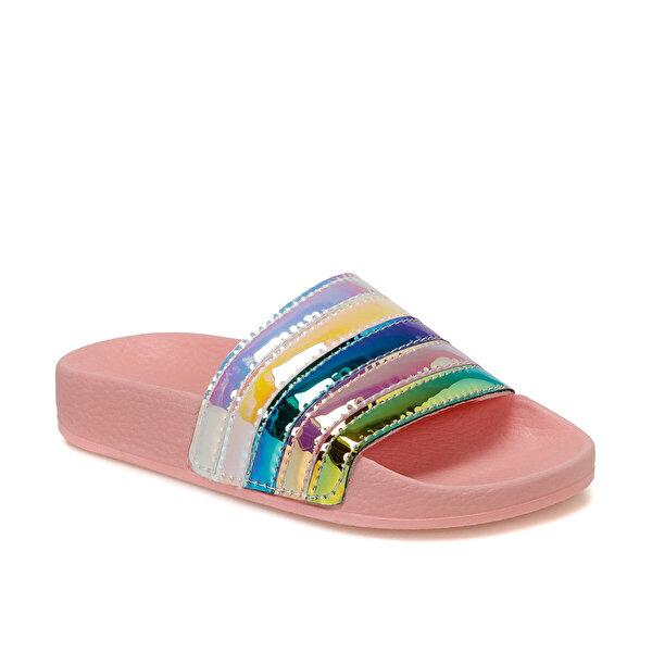 Seventeen STRIPE.P Pembe Kız Çocuk Deniz Ayakkabısı