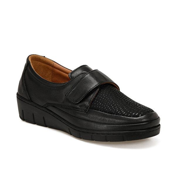 Polaris 5 Nokta 92.101040.Z Siyah Kadın Comfort Ayakkabı