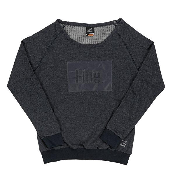 Kinetix NILLY L/S T-SHIRT Lacivert Kadın T-Shirt