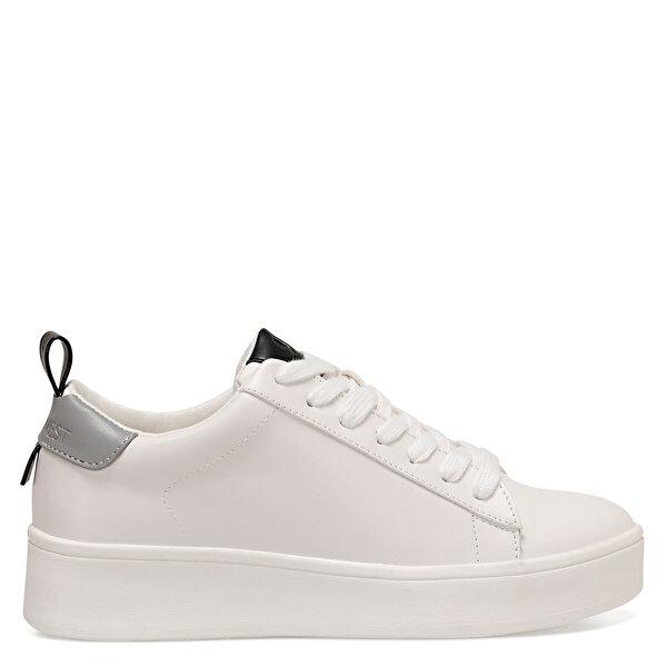 Nine West STENNA Beyaz Kadın Sneaker Ayakkabı
