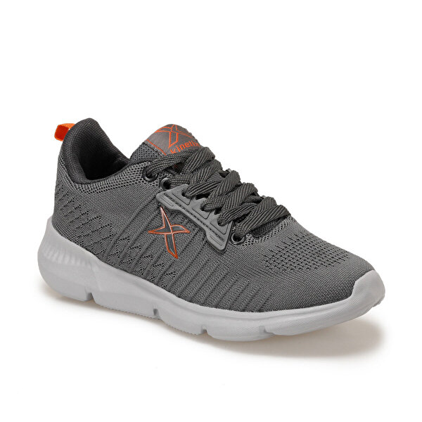 Kinetix URZA 9PR Koyu Gri Erkek Çocuk Koşu Ayakkabısı