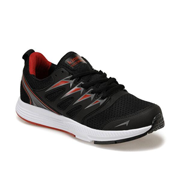 Kinetix ALPHA Siyah Erkek Çocuk Koşu Ayakkabısı