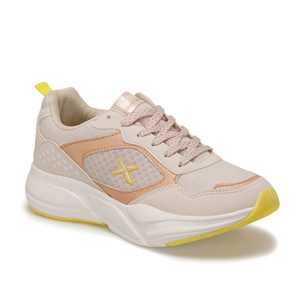 Kinetix WESLEY W Bej Kadın Comfort Ayakkabı