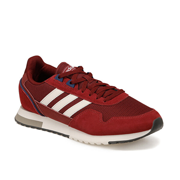 Adidas 8K 2020 Bordo Erkek Koşu Ayakkabısı