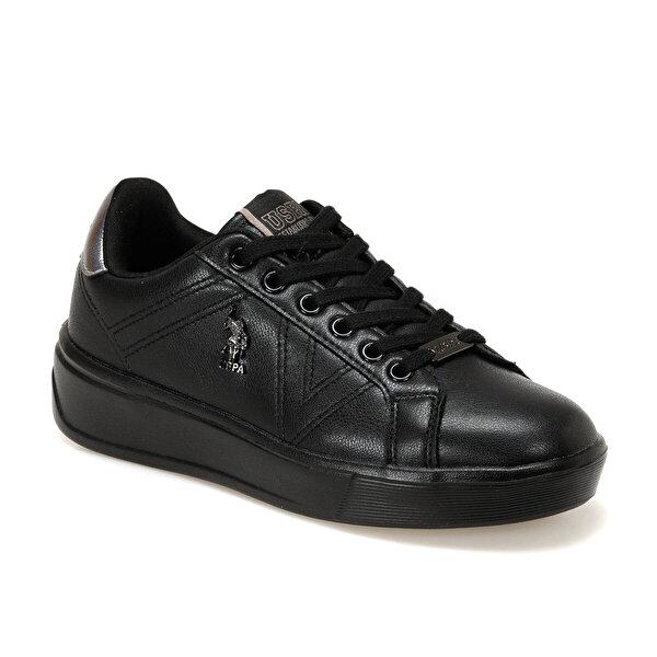 U.S Polo Assn. EXTRA Siyah Kadın Sneaker
