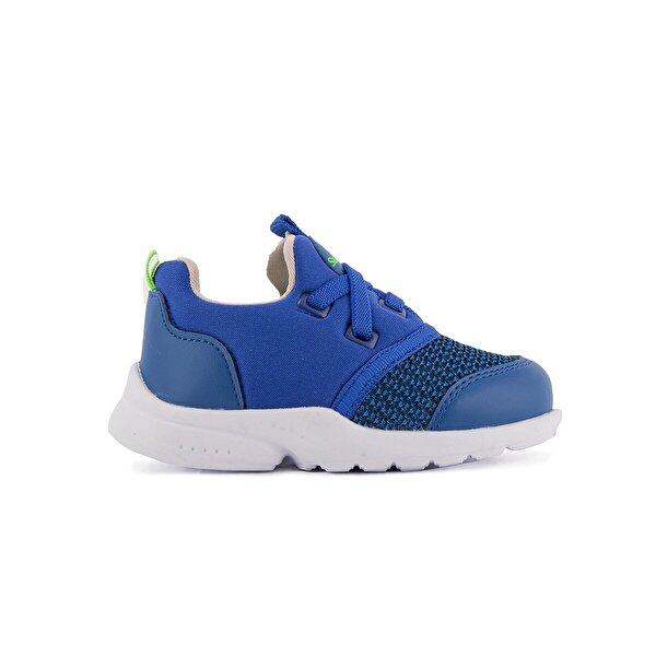 Slazenger FUEL Spor Çocuk Ayakkabı Saks Mavi