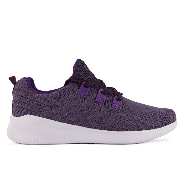 Slazenger TRAFFIC Koşu & Yürüyüş Kadın Ayakkabı Mor
