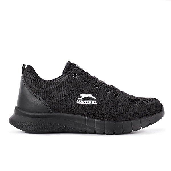 Slazenger ZIRCON Koşu & Yürüyüş Kadın Ayakkabı Siyah / Siyah
