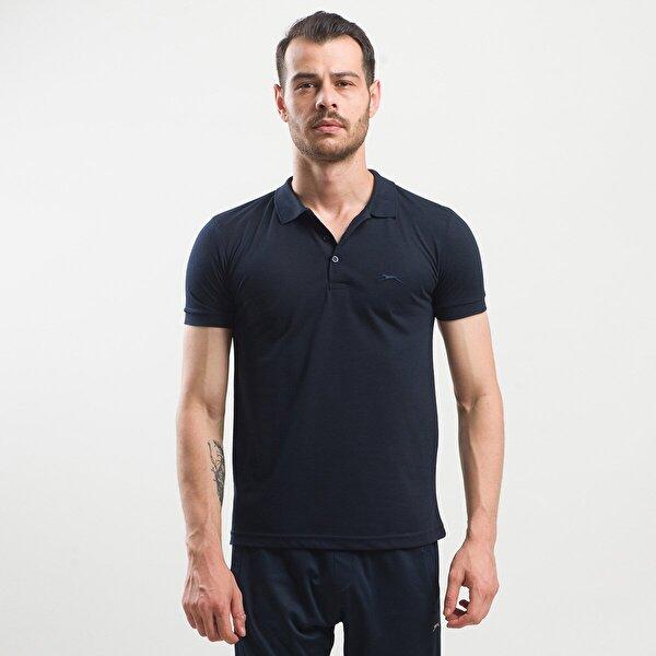 Slazenger SELF Erkek T-Shirt Lacivert