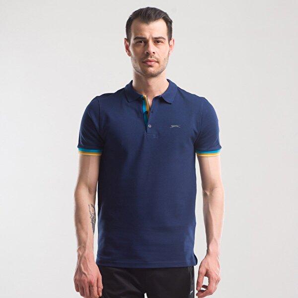 Slazenger PARTNER Erkek T-Shirt Lacivert