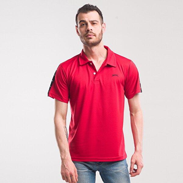 Slazenger TITAN Erkek T-Shirt Kırmızı