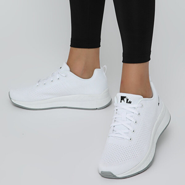 Lumberjack CONNECT WMN Beyaz Kadın Koşu Ayakkabısı