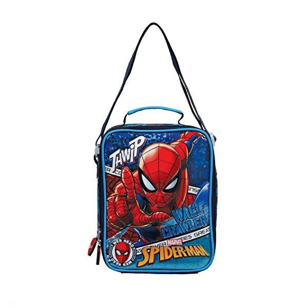 Spiderman Erkek Çocuk Spider-Man  Salto Wall Crawler Beslenme Çantası 5268