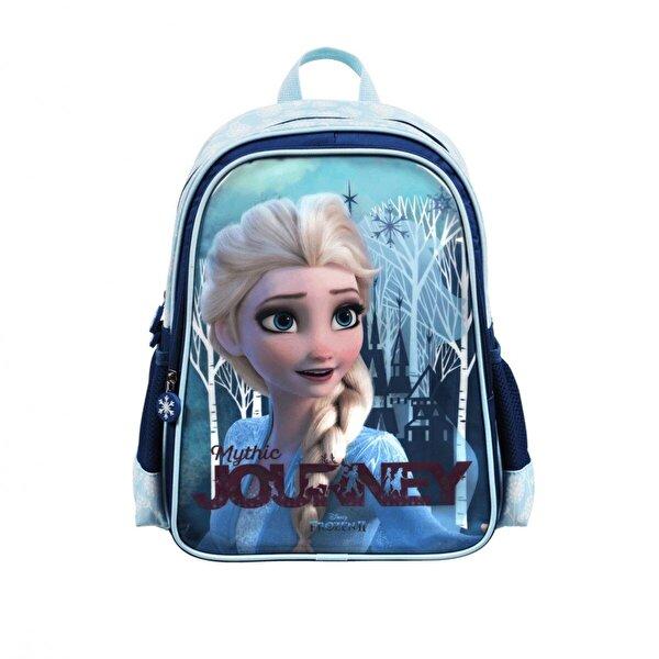Frozen Kız Çocuk  Hawk Mythic Journey İlkokul Çantası 5133