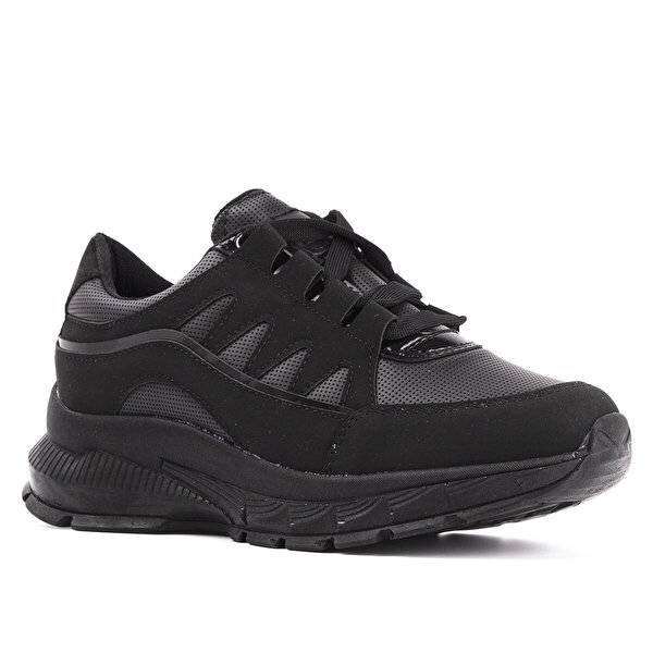 Slazenger KELSY Koşu & Yürüyüş Kadın Ayakkabı Siyah