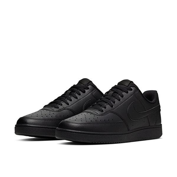 Nike COURT VISION LO Siyah Erkek Sneaker Ayakkabı