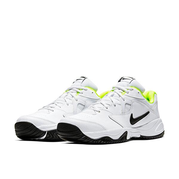 Nike COURT LITE Beyaz Erkek Tenis Ayakkabısı