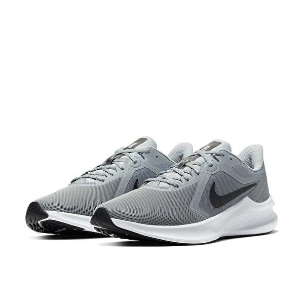 Nike DOWNSHIFTER 10 Gri Erkek Koşu Ayakkabısı