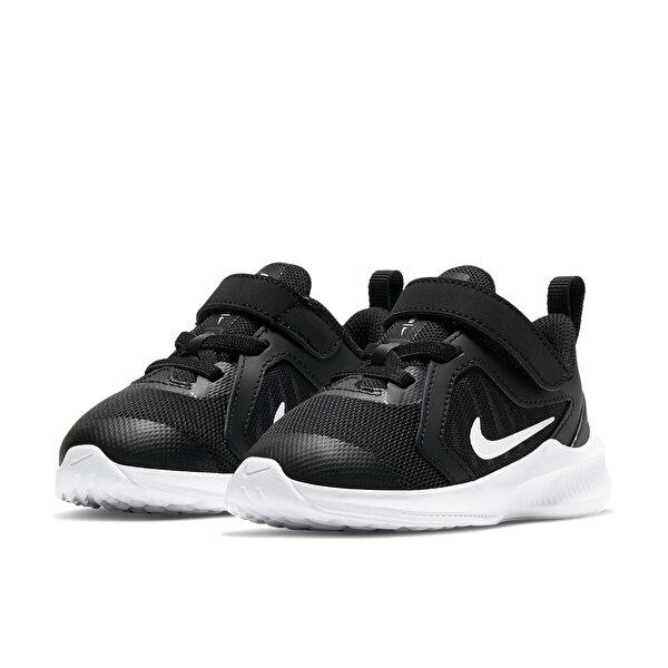 Nike DOWNSHIFTER 10 (TDV) Siyah Erkek Çocuk Koşu Ayakkabısı
