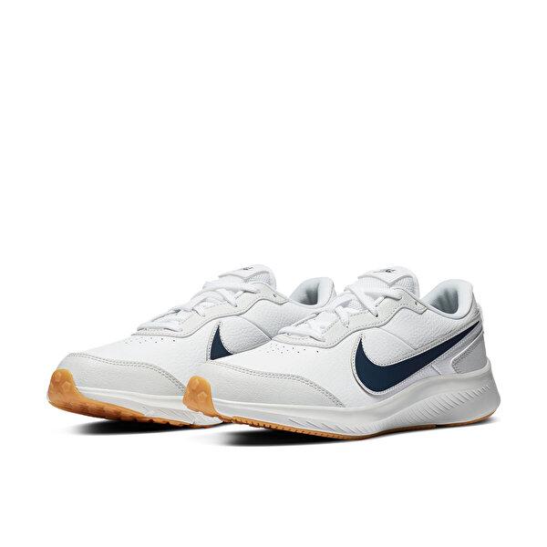 Nike VARSITY LEATHER (GS) Beyaz Kadın Sneaker Ayakkabı