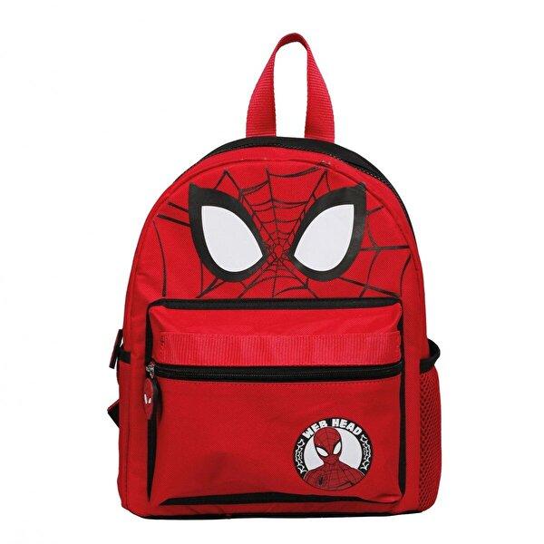 Spiderman Erkek Çocuk Spider-Man  Loop Head Anaokulu Çantası 5236