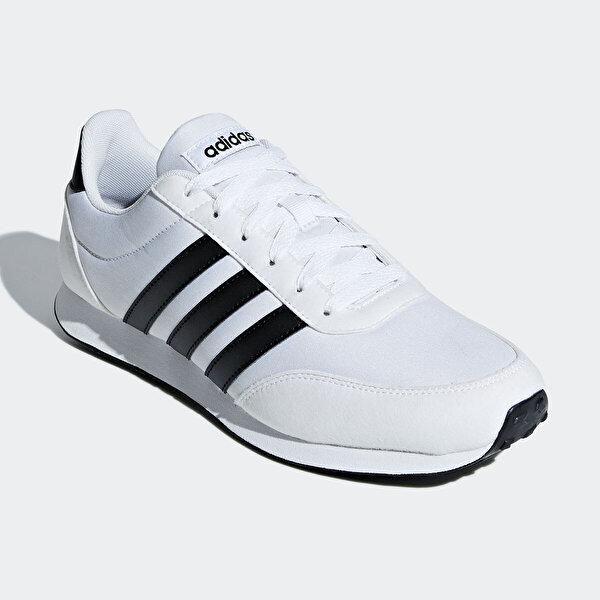 adidas V RACER 2.0 Beyaz Erkek Koşu Ayakkabısı