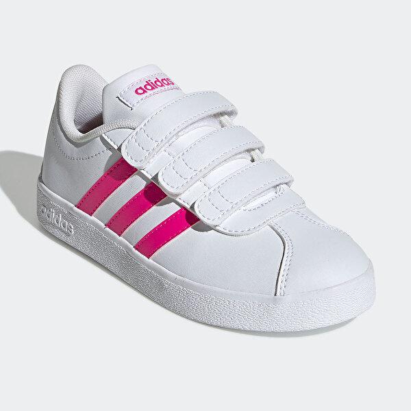 adidas VS SWITCH 2 CMF Pembe Kız Çocuk Sneaker Ayakkabı