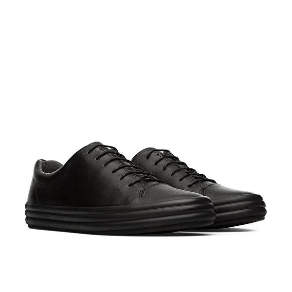 Camper HOOPS Siyah Kadın Sneaker Ayakkabı