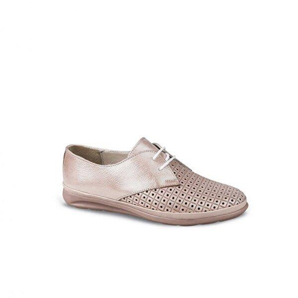 Ceyo Kadın  Bağcıklı Kadın Ayakkabısı 14301
