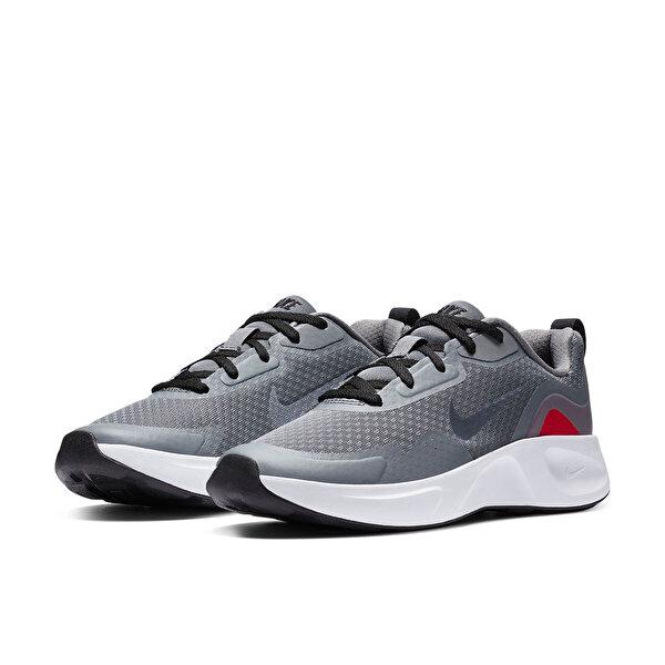 Nike WEARALLDAY (GS) Gri Kadın Sneaker Ayakkabı