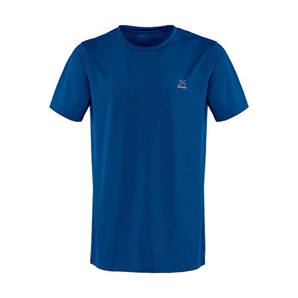 Kinetix BASIC PES C NECK T-SHIRT Saks Erkek T-Shirt