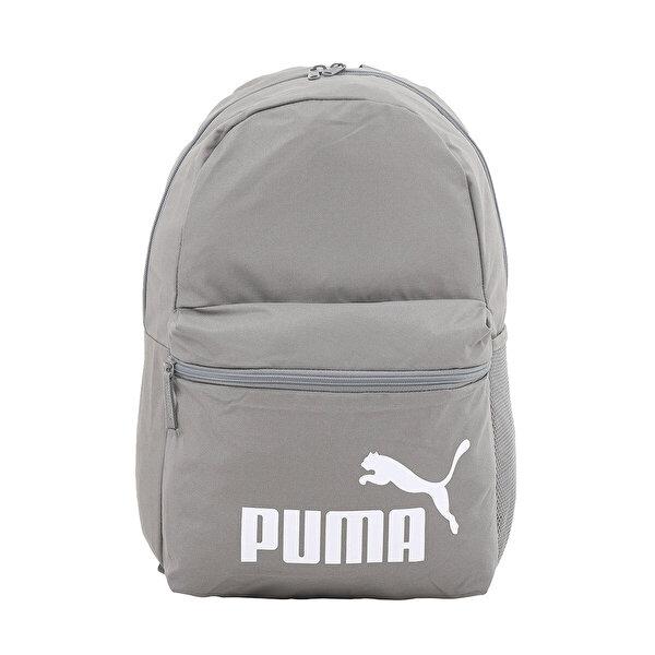 Puma PHASE BACKPACK ULTRA Gri Unisex Sırt Çantası