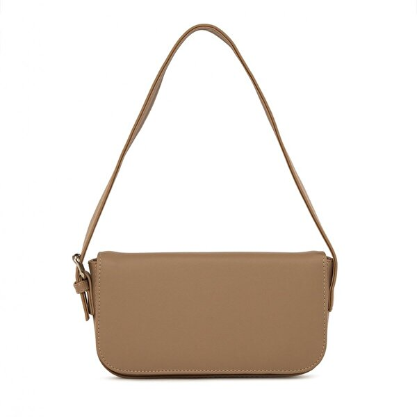 Bagmori Kapaklı Kalıp Baget Çanta